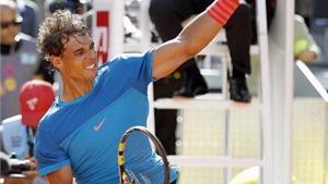 Thắng nhanh Berdych, Nadal vào chung kết Madrid Masters, gặp Murray