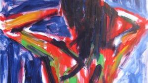 Lần đầu tiên danh họa Trần Lưu Hậu trưng bày tranh nude ở tuổi 90