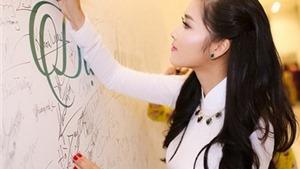 Thực hư việc hoa hậu Triệu Thị Hà trở thành 'đại sứ dự án của UNESCO'