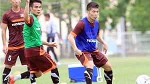 Tiền vệ Minh Châu: 'Các cầu thủ U23 hòa nhập tốt ở đội tuyển Việt Nam'