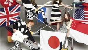 'Các cô gái bê bối' đưa rock Nhật Bản ra thế giới