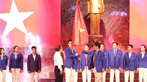 Đoàn thể thao Việt Nam xuất quân tham dự SEAGames 28 : Nhận thức đổi thay, mong chờ khởi sắc