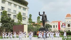 Tác giả Tượng đài Chủ tịch Hồ Chí Minh Lâm Quang Nới: Có duyên với tượng đài lãnh tụ