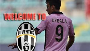 Paulo Dybala tiết lộ sắp chuyển tới Juventus với giá 40 triệu euro