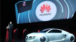 Huawei mang kết nối di động truyền tải dữ liệu tốc độ 100Mbps lên Audi Q7