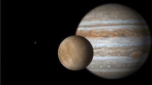 'Thăm' mặt trăng sao Mộc bằng tàu vũ trụ chạy năng lượng Mặt trời