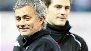 Iker Casillas: 'Jose Mourinho bảo tôi béo và ì ạch'