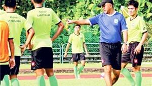 HLV U23 Brunei cảnh báo U23 Việt Nam: 'Bất cứ điều gì cũng có thể xảy ra'