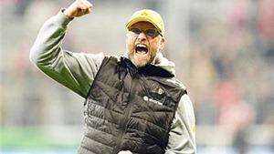 Chung kết Cúp quốc gia Đức, Dortmund – Wolfsburg: Klopp, cứ ngẩng cao đầu mà đi...