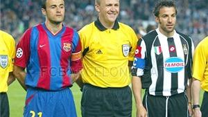 Đối đầu Barcelona-Juventus: Những đối thủ nhiều duyên nợ