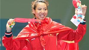 Lệ Dung lần thứ 5 giành HCV SEA Games