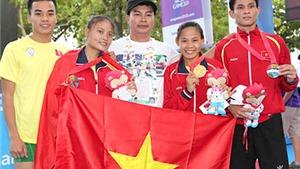 Câu chuyện SEA Games: Những người đưa đi bộ Việt Nam ra thế giới