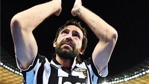Andrea Pirlo đau đớn khóc sau thất bại trước Barcelona