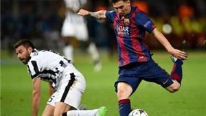 GÓC CHIẾN THUẬT: Juventus quá sơ suất hay quá tự tin trước Barcelona?
