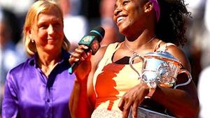 Roland Garros 2015: 20 câu hỏi về Serena Williams