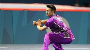 Trần Xuân Hiệp giành huy chương vàng Đao thuật SEA Games 2015