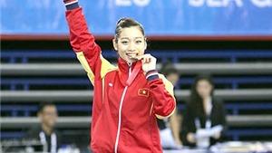 Hà Thanh giành HCV thứ hai ở SEA Games 2015