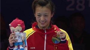 SEA Games 2015: Các cô gái xinh đẹp Việt Nam dồn dập giành HCV boxing