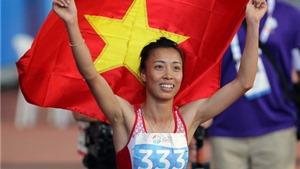 Nhà vô địch 800m và 1500m Đỗ Thị Thảo: 'Sắp được gặp người yêu, em hạnh phúc lắm'