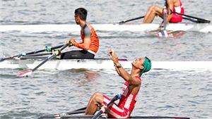 Rowing giành 4 HCV SEA Games