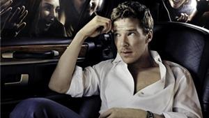Benedict Cumberbatch gây tranh cãi vì được phong Hiệp sĩ ở tuổi quá trẻ