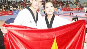 SEA Games 2015: Minh Tú/Minh Văn mở hàng huy chương vàng cho taekwondo Việt Nam