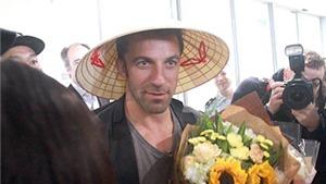 Alesssandro Del Piero đến Việt Nam: Vượt 1.600km bằng ô tô để đón Del Piero