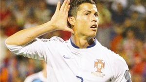 Armenia 2-3 Bồ Đào Nha: Ronaldo bùng nổ dữ dội, lại ghi hat-trick cứu Bồ