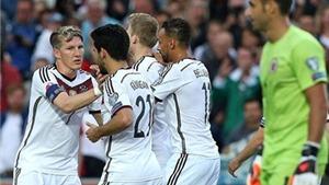 Gibraltar 0-7 Đức: Schuerrle lập hat-trick, ĐKVĐ thế giới thắng dễ đội tuyển nghiệp dư