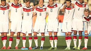 Giải vô địch U20 thế giới: Tạm biệt người Đức