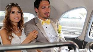 Hậu vệ Mats Hummel tổ chức đám cưới để kịp tới Man United?