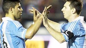Argentina: Những Messi, Aguero đều không biết tấn công?