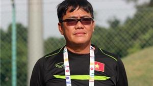Trưởng đoàn U23 Dương Vũ Lâm: 'U23 Việt Nam chơi tốt để thắng U23 Indonesia'