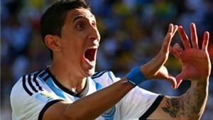 Di Maria muốn đổi chức vô địch Champions League để có danh hiệu ở Copa America