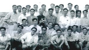 'Cây đa, cây đề' của âm nhạc Việt Nam qua tấm ảnh Đại hội Hội Nhạc sĩ lần thứ nhất