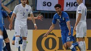 U21 Italy 3-1 U21 Anh: U21 Italy lặp lại thảm họa của đàn anh tại EURO 2004