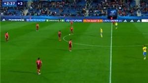 3 phút tố cáo màn 'bắt tay' của U21 Bồ Đào Nha và U21 Thụy Điển