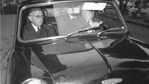 Jean-Paul Sartre, người đầu tiên 'dám' chê giải Nobel Văn chương