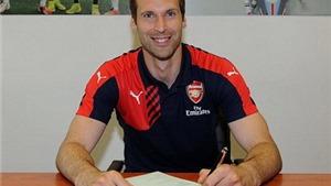 Petr Cech viết tâm thư chia tay Chelsea: 'Cảm ơn tất cả vì 11 năm không thể nào quên'