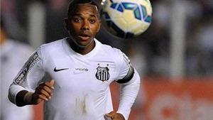 Robinho sắp chuyển đến Trung Quốc chơi bóng