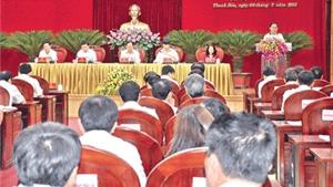 Thanh Hóa thực hiện nhiều giải pháp phát triển kinh tế - xã hội 6 tháng cuối năm 2015