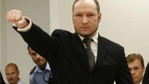 Sát thủ giết hơn 70 người kiện Na Uy... vi phạm nhân quyền