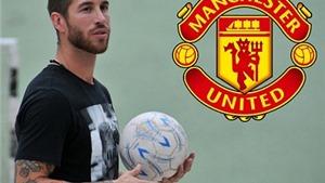 CẬP NHẬT tin tối 7/7: Man United sắp có Ramos và Darmian. Mourinho ký hợp đồng mới với Chelsea