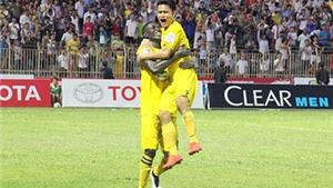 FLC Thanh Hoá đua vô địch: Trên mũi giày Hoàng Đình Tùng