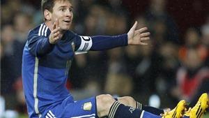 Thực hư chuyện truyền thông Argentina đòi truất quyền đội trưởng của Messi