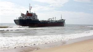 Thông tin về vụ tàu Hải Trường 36 bị 'hôi của, cướp gạo'