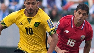 Pha solo ngoạn mục của cầu thủ Jamaica ở Gold Cup 2015