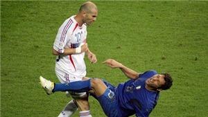 Tròn 9 năm Italy vô địch World Cup 2006: Xem lại cú húc đầu KINH ĐIỂN của Zidane!