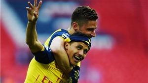 Sanchez đã chơi thế nào trong năm đầu tiên tại Arsenal?
