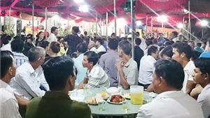 Hàng ngàn người đến đám tang chia buồn với gia đình nạn nhân vụ thảm sát 6 người ở Bình Phước